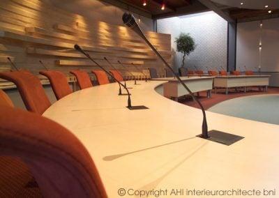 Raadzaal gemeente Maassluis