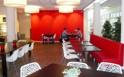 Bedrijfsrestaurant gemeente Huizen